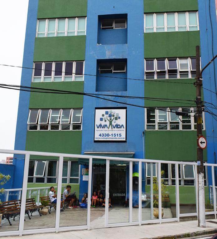 colegio viva vida O Colégio
