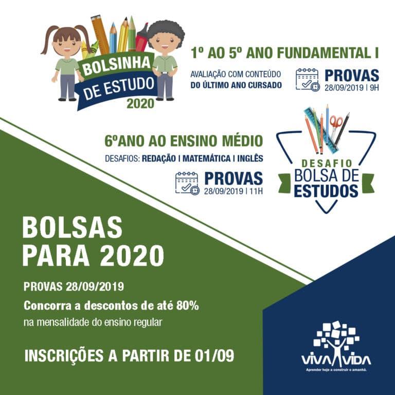 Concurso Bolsas para 2020 768x768 Concurso de bolsas 2019/2020