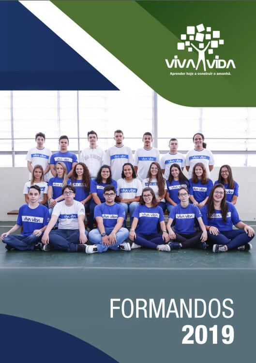 Formandos SBC Colégio Viva Vida São Bernardo do Campo