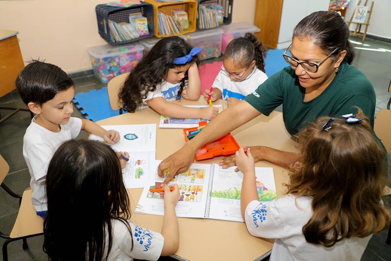 ED infantil 1 Colégio Viva Vida São Bernardo do Campo