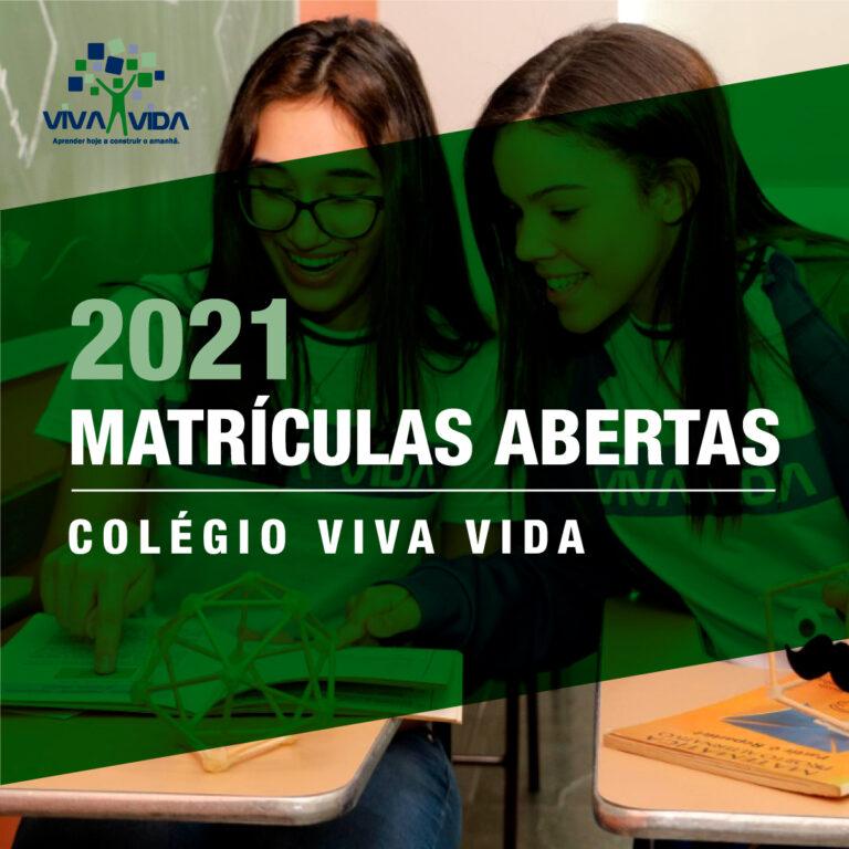Matriculas abertas 2021 768x768 Matrículas